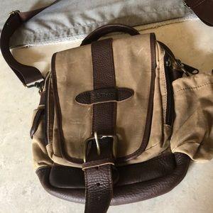 *NEW* LLBean padded travel bag